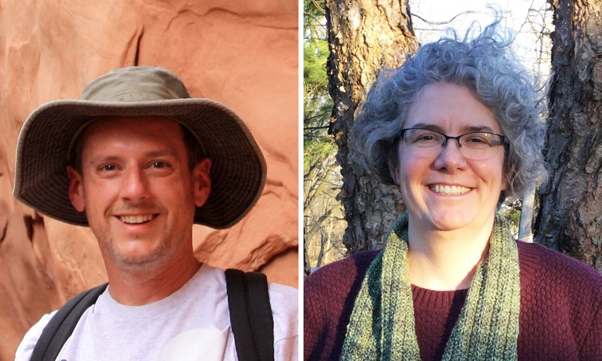 Eric Remy (L) and Sharon Birch (R) (Submitted photos)