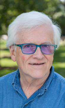 Sociology Professor Charlie Emmons (Photo courtesy of Gettysburg College)