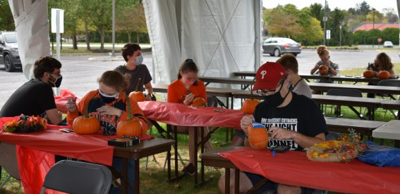 Fall Fest Brings Autumnal Cheer to Campus