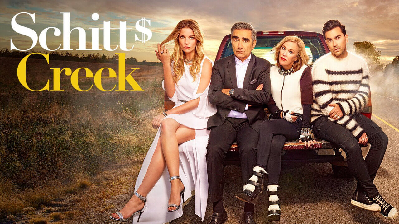 (Promotional image from Schitt's Creek)