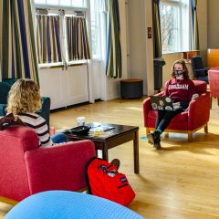 Sophomores Reflect on Disrupted College Experience