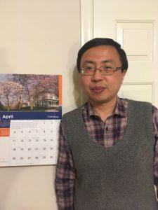 Junjie Luo (Photo provided)