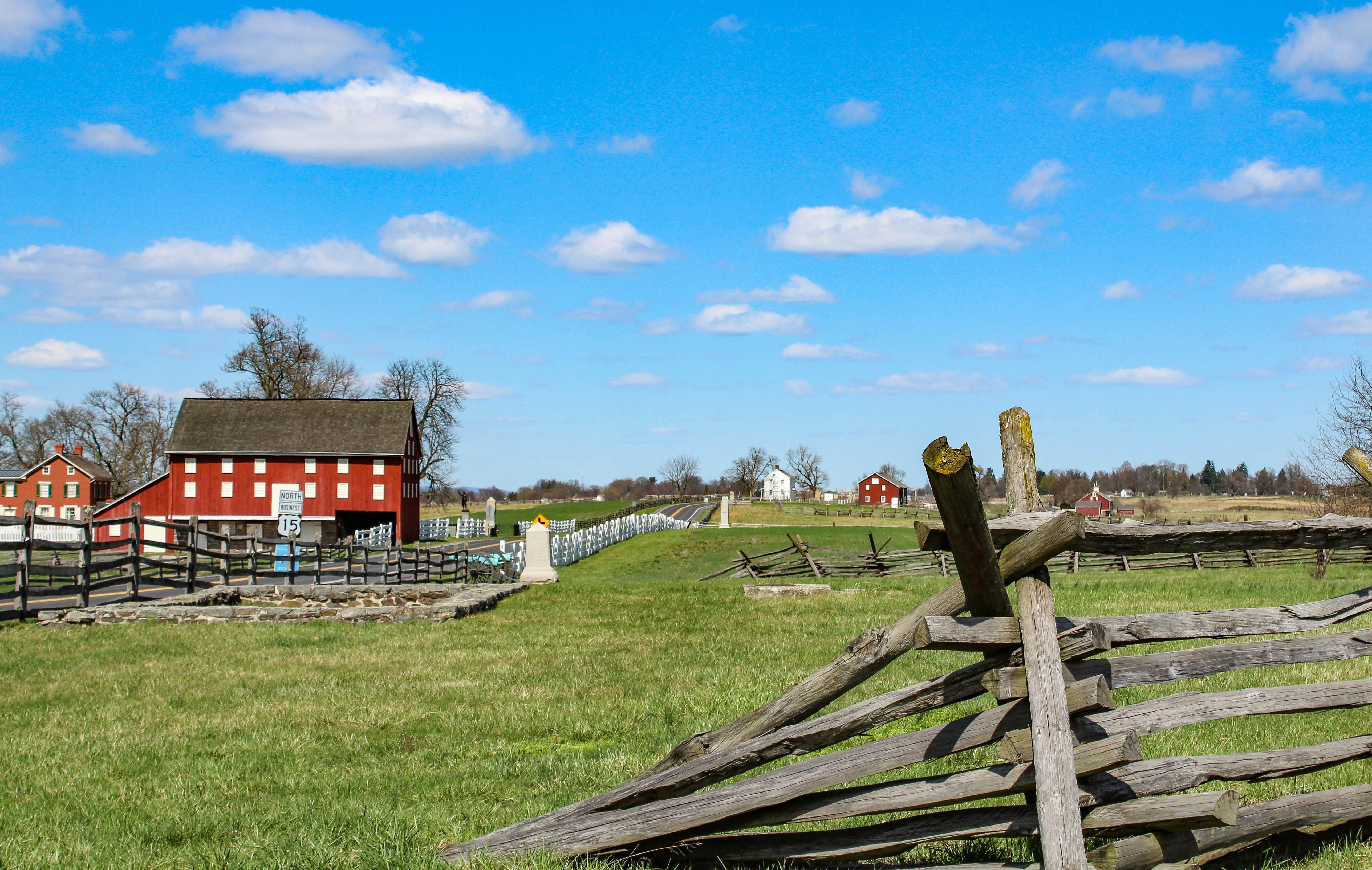 The Gettysburg National Military Park (Photo Mary Frasier/The Gettysburgian)
