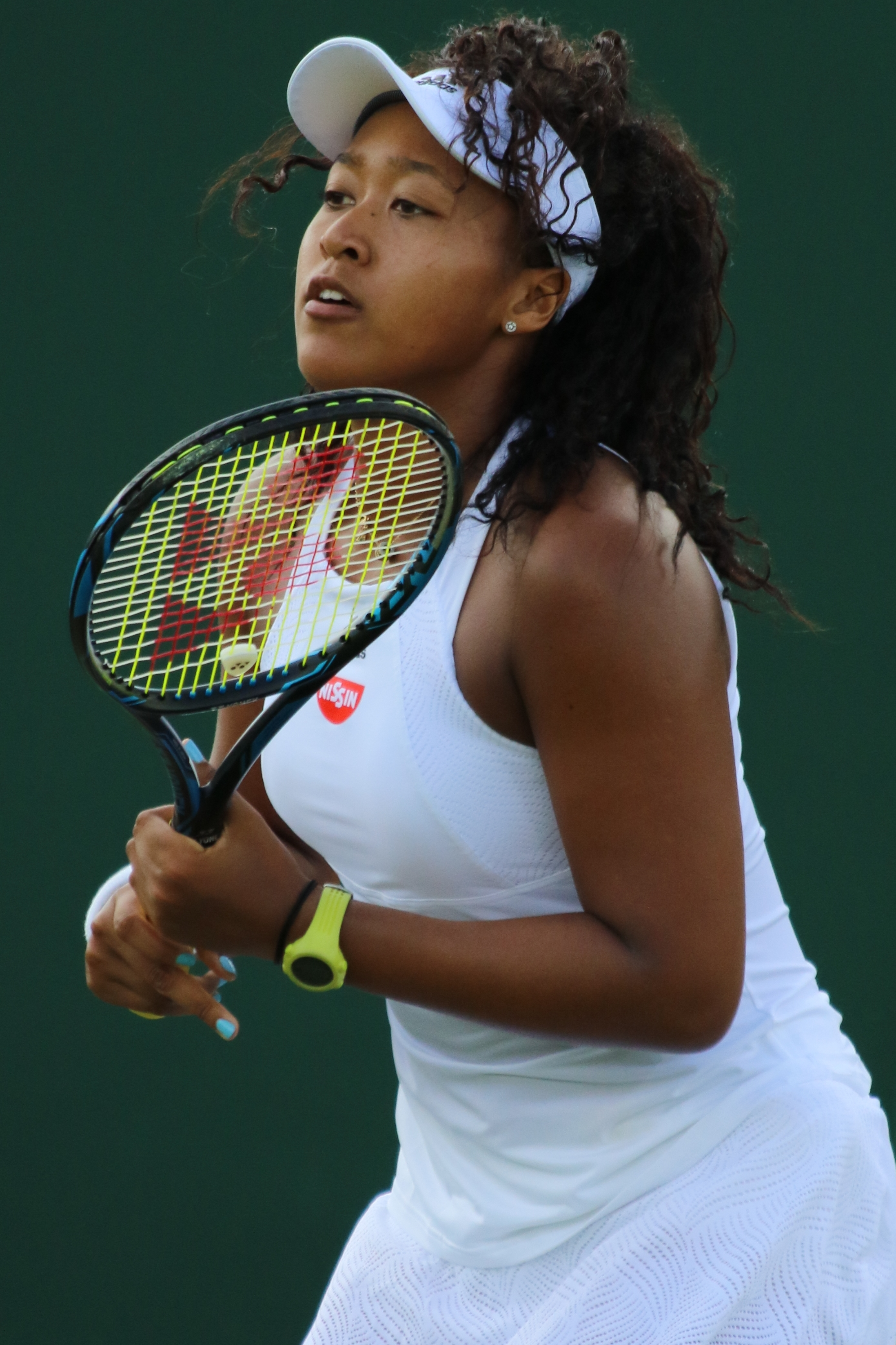 Japanese Naomi Osaka withdrew from the French Open after skipping a post-match news conference for mental health reasons (Photo courtesy of si.robi vis Flickr)