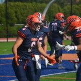 Football Drops Third Straight in Little Brown Bucket Game