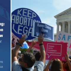 Eisenhower Institute's Constitution Day Lecture Examines Texas Abortion Law