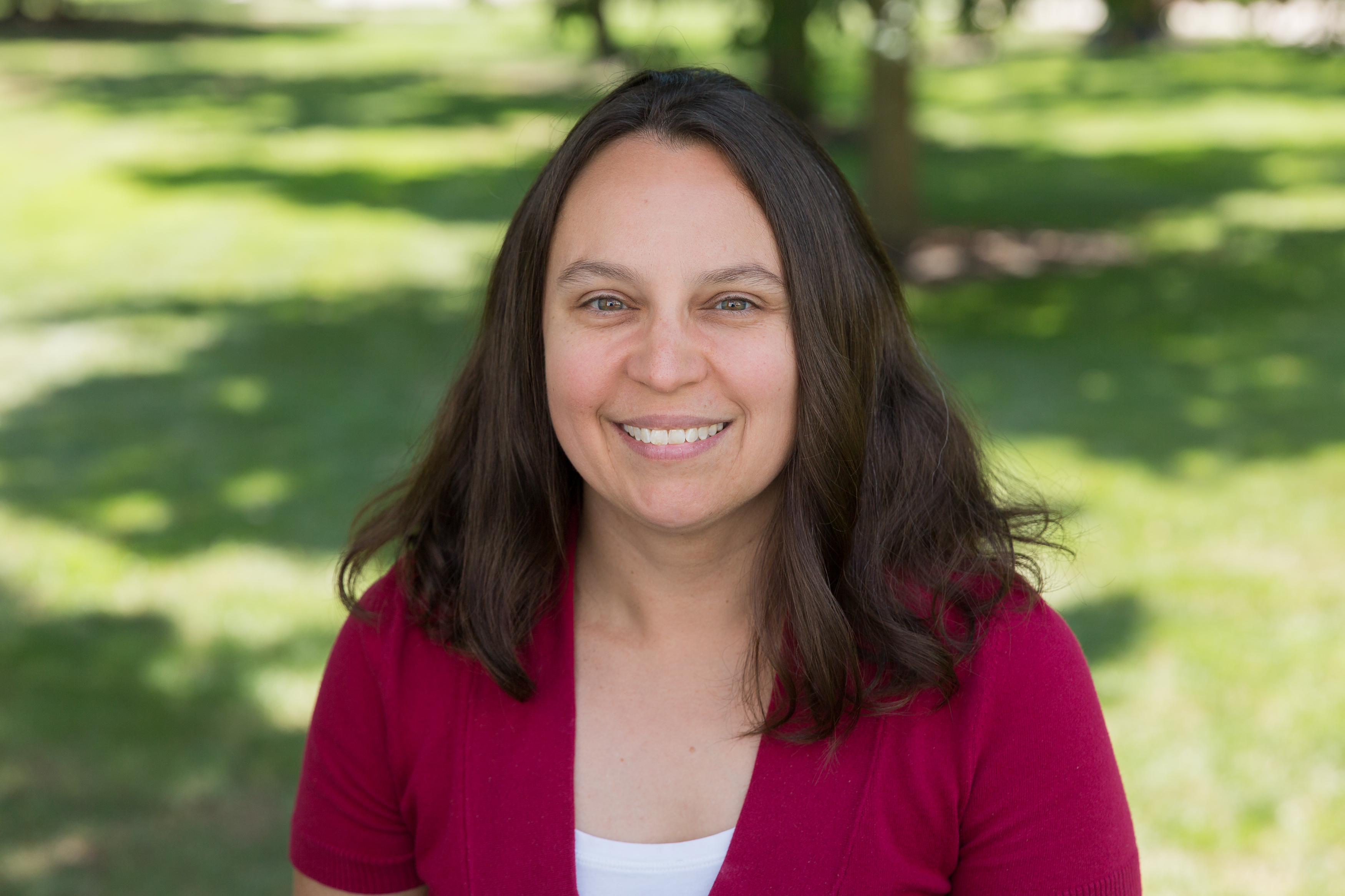 Mathematics Professor Beth Campbell Hetrick (Photo courtesy of Gettysburg College)