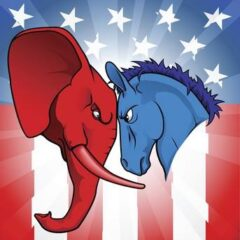 Red v. Blue: American exceptionalism