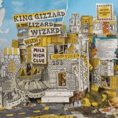 Review of Sketches of Brunswick East by King Gizzard and the Lizard Wizard