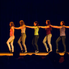 Students dance their hearts out at the Fall Dance Showcase