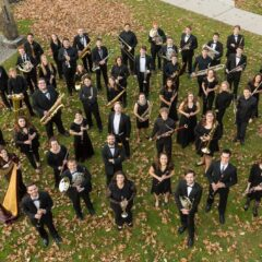 "Wind Symphony Will Go ""Live! On Air"" at Family Concert Friday"