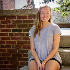 Humans of Gettysburg: Maddi Devey
