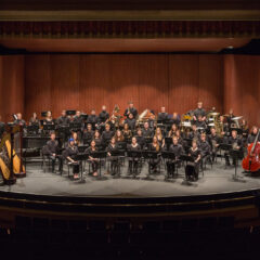 Wind Symphony and Symphony Orchestra Present Music Old and New