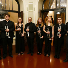 Peters Participates in National Trumpet Competition