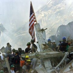 Remembering 9/12: New exhibit at Musselman Library