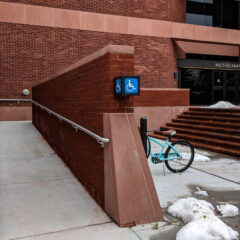 Campus Accessibility Improving, But Still Poses Problems
