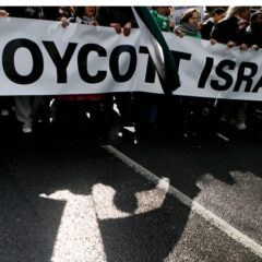 The College's stance on Israeli occupation: What no one really mentions