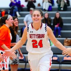 Women's Basketball Earns Number One Seed in Conference