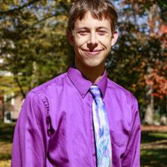 Student Spotlight: Benjamin Fruchtl