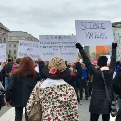 80 students to attend March for Science