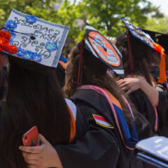 Commencement Ceremony for the Class of 2020 Moved to May