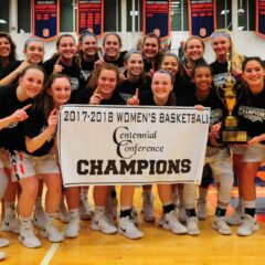Women's Basketball Wins Conference Title