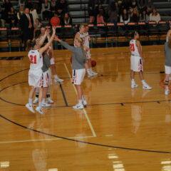Women's Basketball Sweeps Bridgewater Tournament