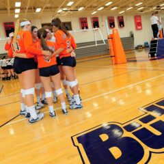 Volleyball Concludes Tournament Schedule