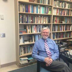 Former Provost Daniel DeNicola to Retire