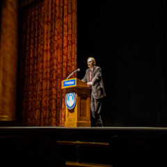 George Rable Delivers 57th Annual Robert Fortenbaugh Memorial Lecture
