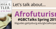 #GBCTalks: Let's Talk About Afrofuturism