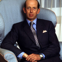 His Royal Highness Prince Edward, Duke of Kent: Highlighting the Importance of the Extended Royal Family