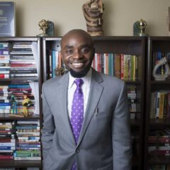 Dr. Hakim Williams Receives U.S. Fulbright Scholar Program Award
