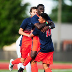 Without Santini, Men's Soccer Team Will Retool in Quest for National Prominence