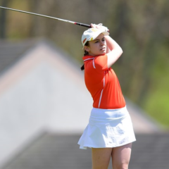 Women's Golf Takes Second During Tri-Match
