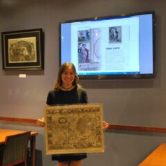 Mellon Summer Scholarship brings art history passion into the 21st century