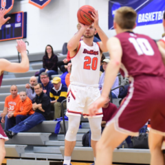 Men's Basketball Looks to Break Losing Streak