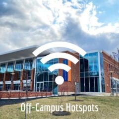 Wifi Hotspots for Students Living Off Campus