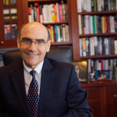 April Fools: 'It Was Easy, Can't Complain': President Iuliano's Reflections on Year Two