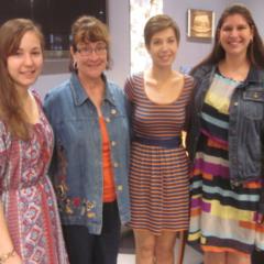 Diane Werley internship offers unique experience