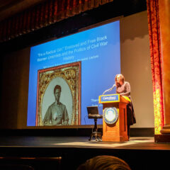'I'm a Radical Girl': Thavolia Glymph Delivers 56th Annual Fortenbaugh Lecture