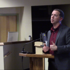 "Todd Green accuses Robert Spencer of ""professional Islamophobia"" in speech to campus community"