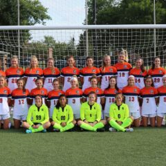 Women's Soccer Continues Historic Season
