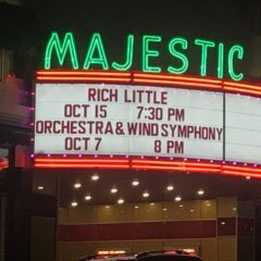 Review: Symphony Orchestra and Wind Symphony Feature in Triumphant Return to Live Music