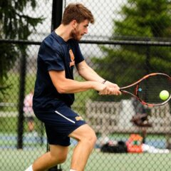 Men's Tennis Falls to Ursinus
