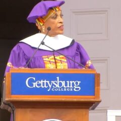 Full text: Johnnetta Betsch Cole delivers address at Commencement 2017
