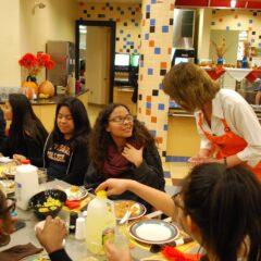Campus Celebrates 25th Annual Servo Thanksgiving