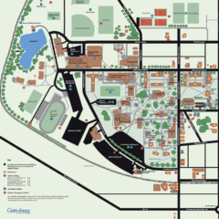 College in Early Stages of Plans for New Residence Hall Across from Jaeger Center
