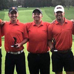 Men's Golf Finishes Ninth of 17 at Mason-Dixon Collegiate