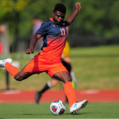 Solid offense for men's soccer leads to victory against Muhlenberg